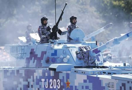 Китайская оборона уходит в инновационный отрыв