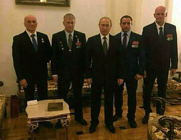 В Кремле прокомментировали фото Президента с Вагнером