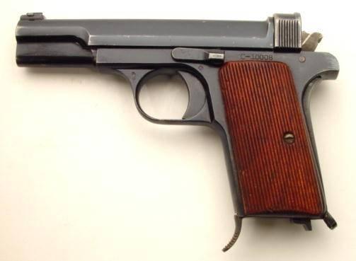 Пистолеты венгерского оружейника Рудольфа фон Фроммера (часть 4)