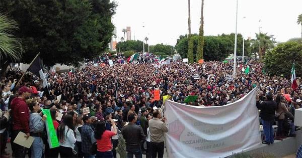 Огонь гражданской войны в Мексике