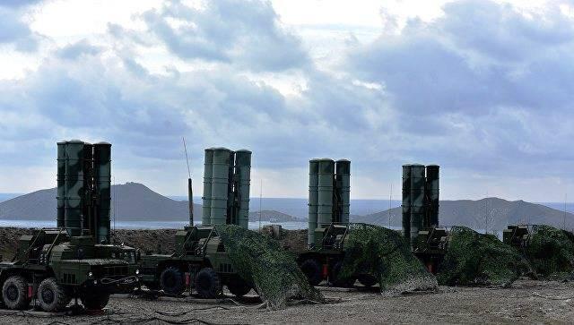 В Крым перебросят дополнительные комплексы С-400