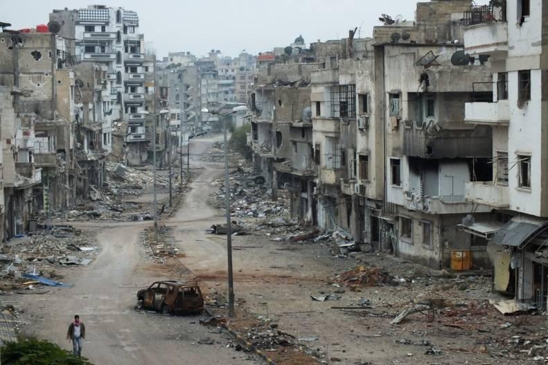 Правительство Сирии договорилось с частью оппозиции о борьбе с ИГ