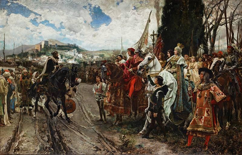 グラナダの征服 - レコンキスタの最後のポイント