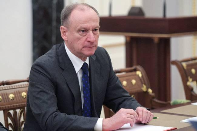 Николай Патрушев заявил о военных приготовлениях НАТО