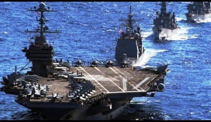 Авианосец «Адмирал Кузнецов» будут сопровождать корабли Англии