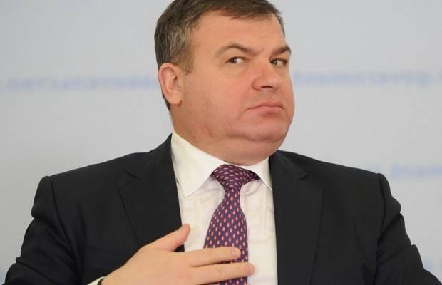 Сердюкова ссылают в Брянск?