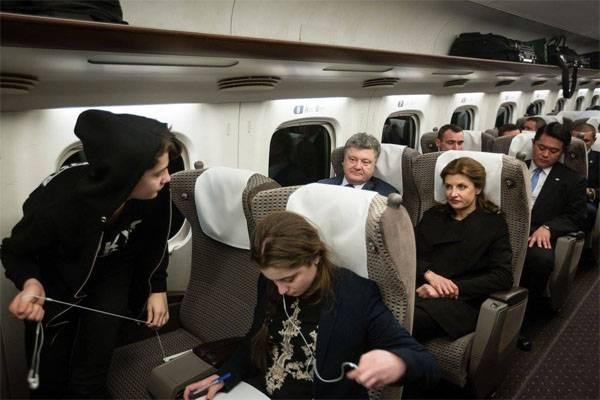 Порошенко объявил, что безвизовый режим несомненно поможет вернуть Крым иДонбасс