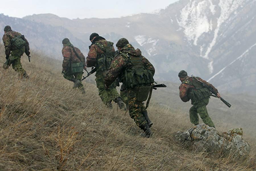 приготовления нежной фото спецназа в горах вовремя диагностировать