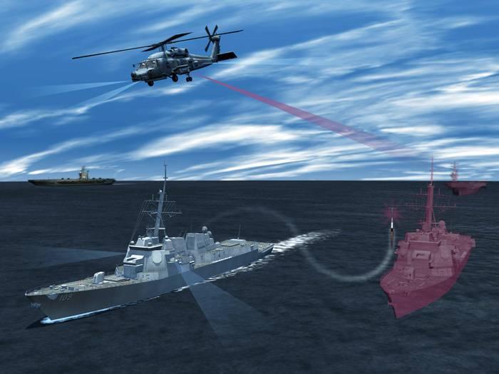 Новые противоракетные комплексы в ВМФ США