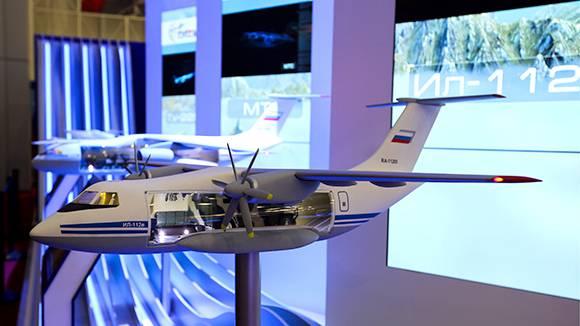 Самолет-трансформер от ЦАГИ как конкурент Ил-112В