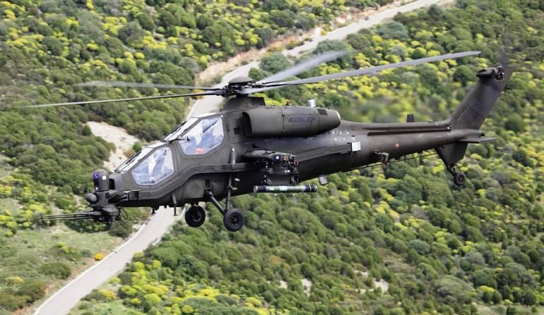 Минобороны Италии заказало вертолёт нового поколения