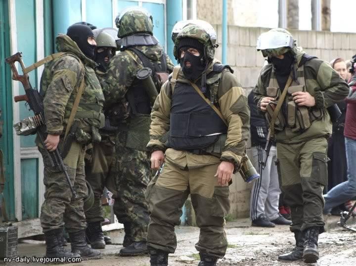 В двух районах Дагестана введён режим контртеррористической операции