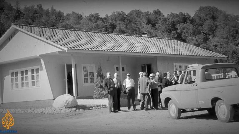 «Вилла-Бавария»: как фюрер-педофил создал «мини-Рейх» в далеком Чили