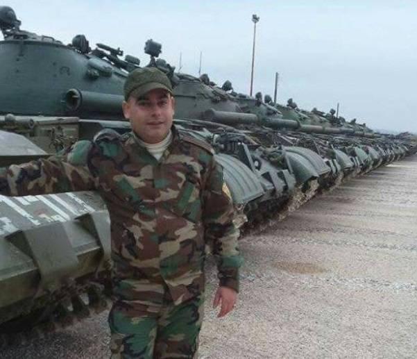 Списанная российская техника в Сирии
