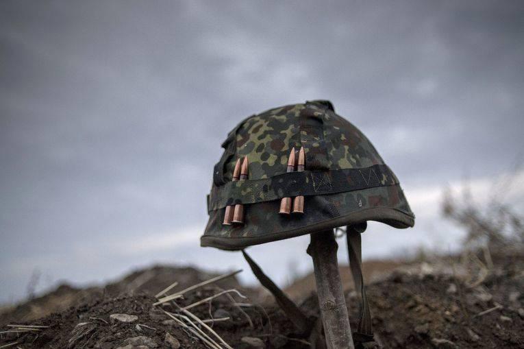 Пьяный украинский солдат расстрелял сослуживцев в зоне АТО
