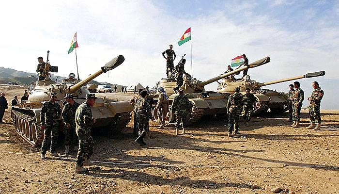Войска сирийской оппозиции продвигаются к Ракке
