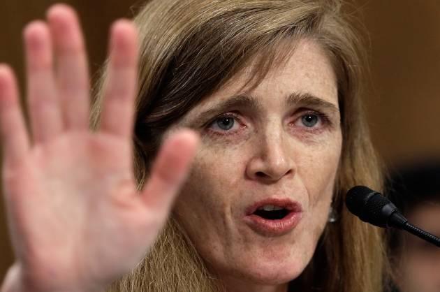 Прощаясь, Саманта Пауэр вновь назвала Россию «самой главной угрозой для США»