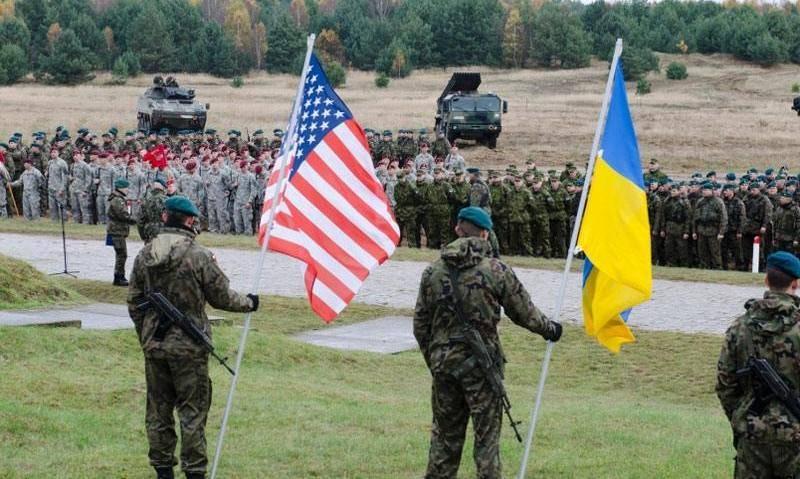 США сосредоточатся на создании на Украине центра боевой подготовки
