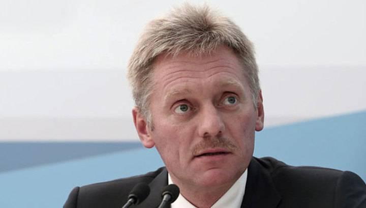 В Кремле прокомментировали заявления Савченко по Крыму и Донбассу