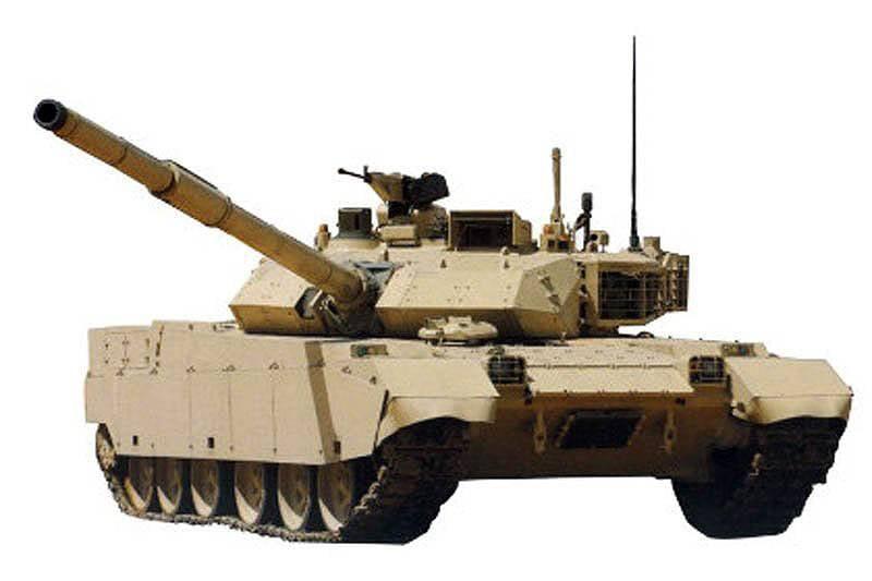 銃と弾薬:戦車は火力を増やそうとします