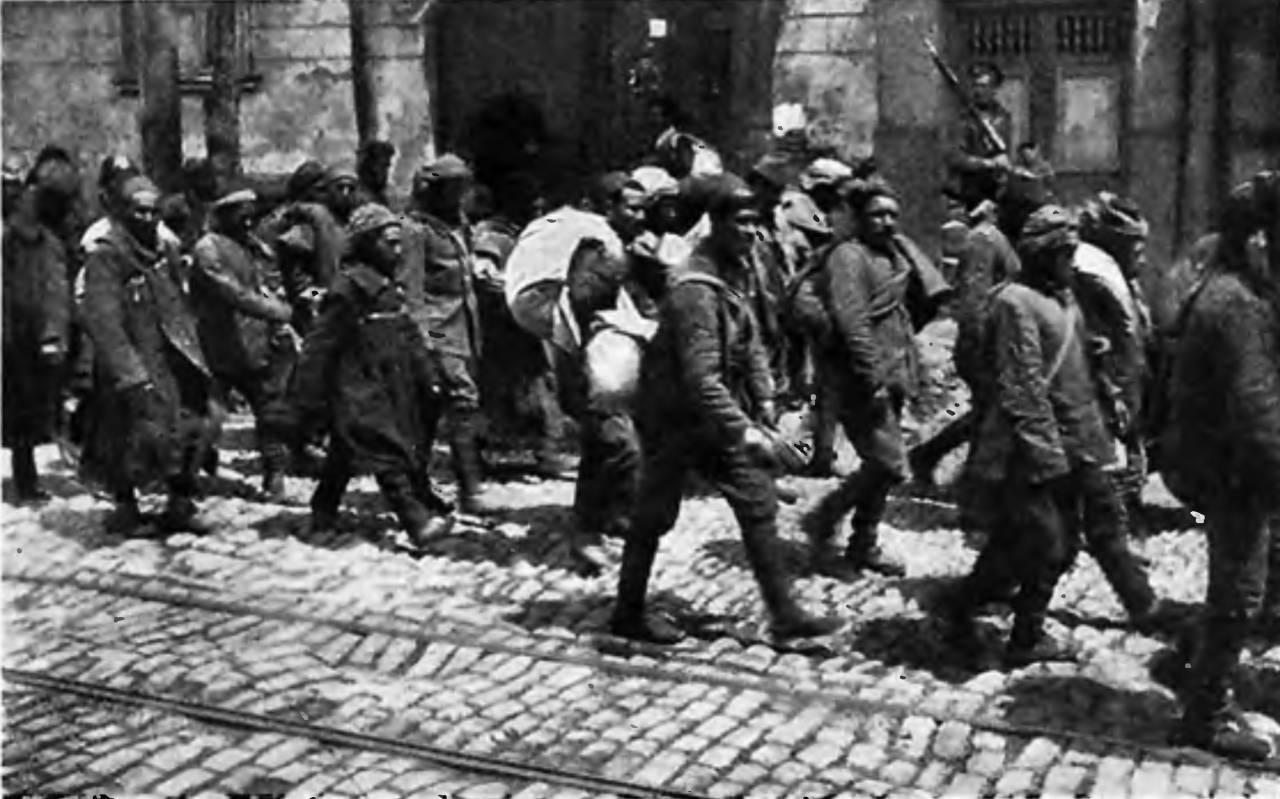 русские солдаты в первой мировой войне фото