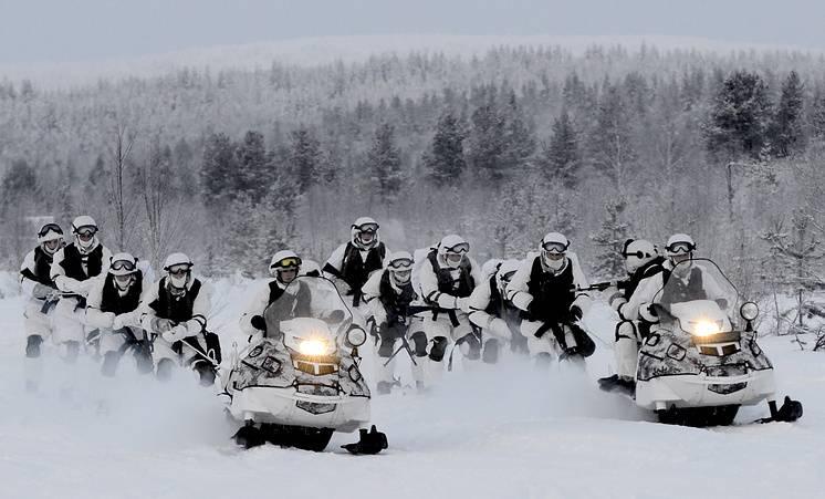 Что прикроют северные бастионы России
