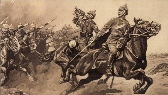 Бухарестское сражение – триумф германской кавалерии