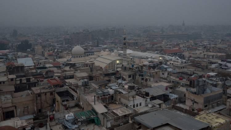 Под Дамаском от сопротивления отказались около 2 тысяч боевиков