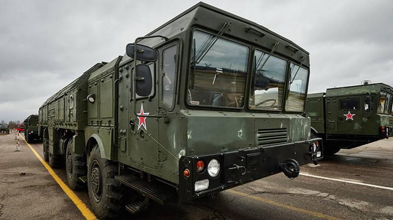 Валерий Кашин: Украина не сможет быстро создать аналог ОТРК «Искандер»