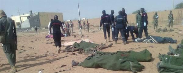 Президент РФ заявил о поддержке властей Мали в борьбе с терроризмом