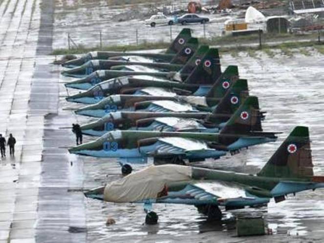 Грузия может остаться без военной авиации