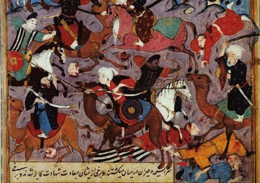 Латники пророка Мухаммеда