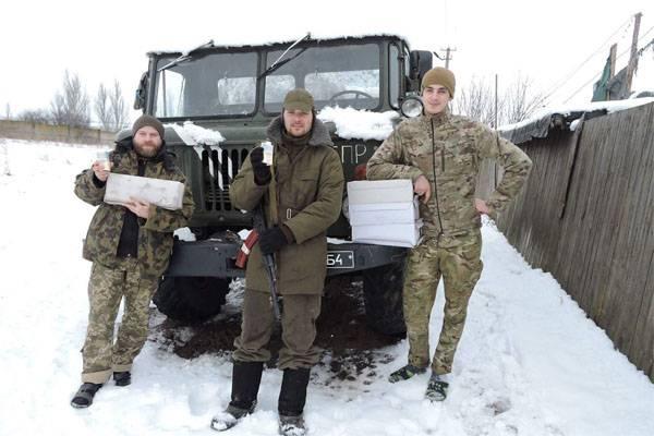 ВСУ подошли к окраинам Дебальцево
