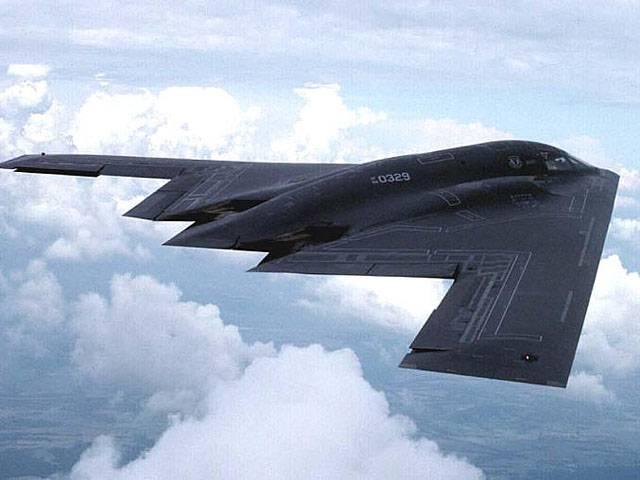 В-2 ВВС США нанесли удар по объектам ИГИЛ в Ливии