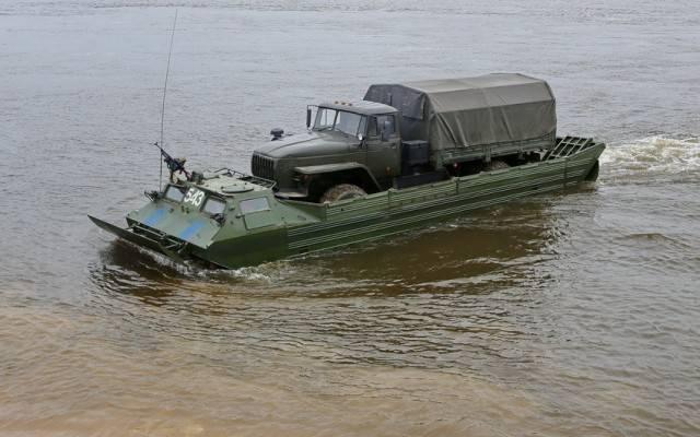 Новый сапёрный полк сформирован на Кубани