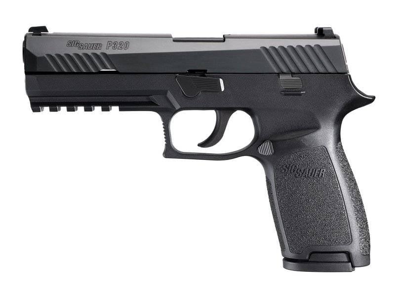 SIG Sauer P320 – новый пистолет для американской армии