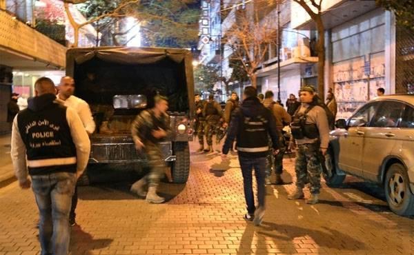 В Бейруте предотвращён террористический акт