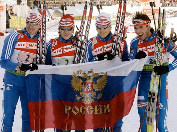 Новые выстрелы по российскому спорту. Случаются осечки...