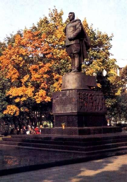 Эссе на тему история одного памятника 7169