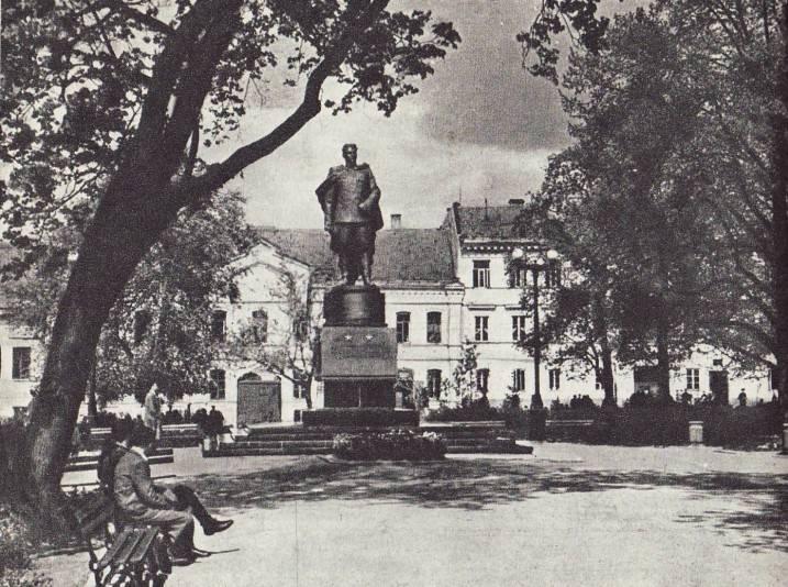 История одного памятника как пример для ближайшего будущего