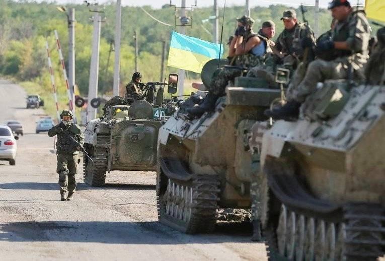 Украинские СМИ заявили о продвижении ВСУ к Стаханову