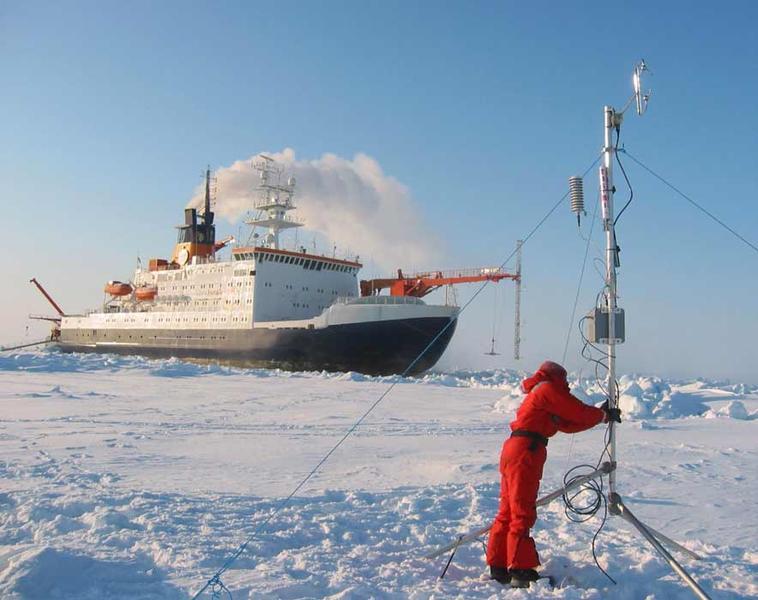 Арктика: бережность, а не эксплуатация