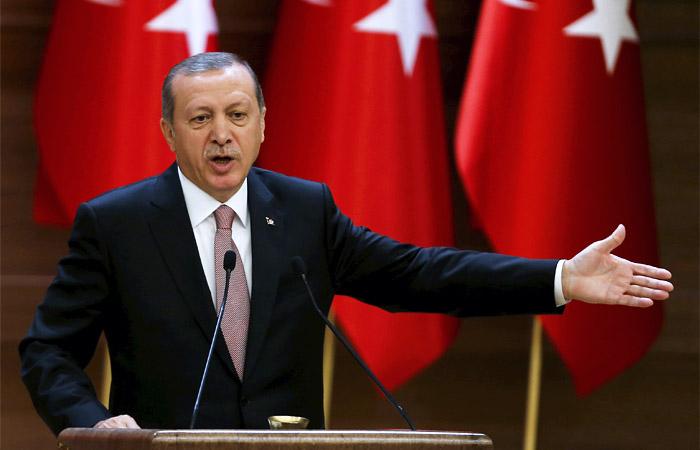 Эрдоган предлагает упразднить институт постоянных членов Совбеза ООН