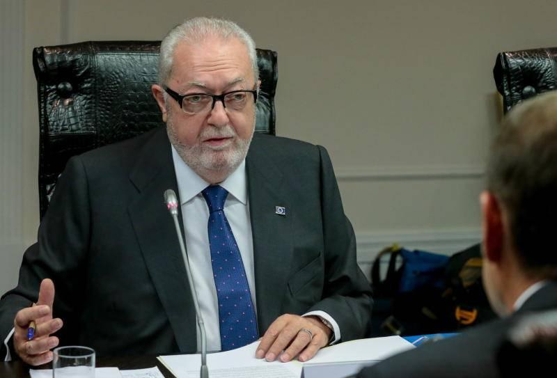 Председатель ПАСЕ выступил за снятие санкций с России