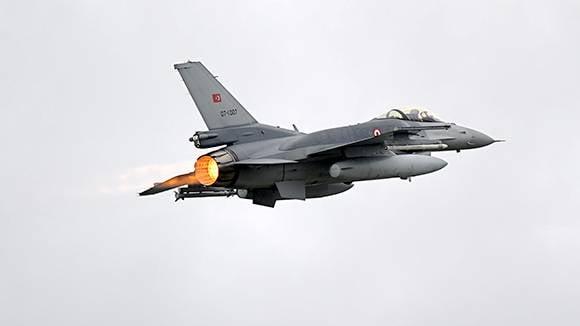 ВВС Турции не оправдали ожиданий