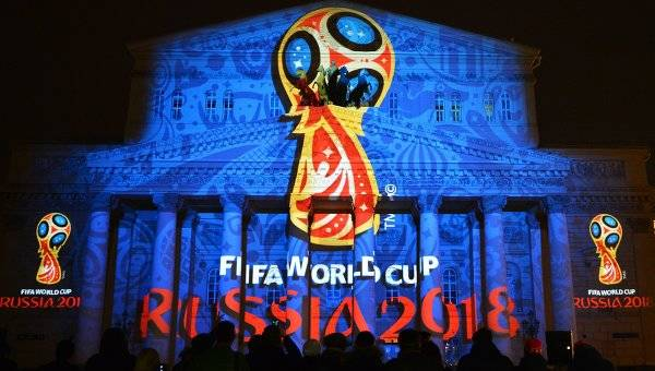 On enhanced security measures at the World Cup 2018 in Russia