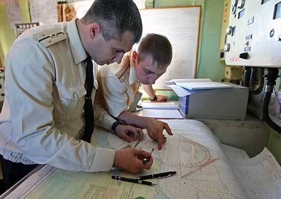 День штурмана ВМФ РФ