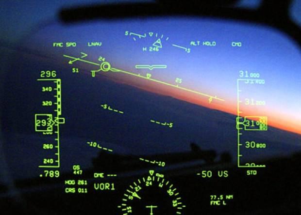 BAE Systems оснастит «Рапторы» цифровыми индикаторами
