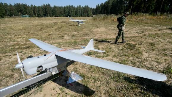 Российские военные получат БЛА, способные подменять вышки сотовой связи
