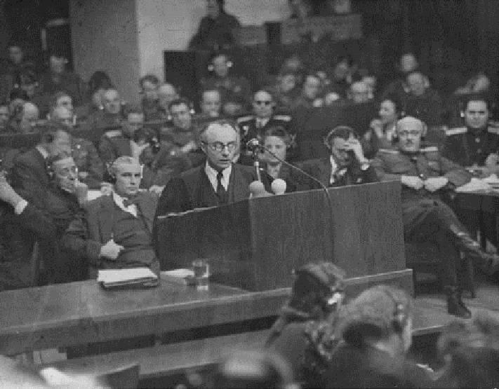 Неизвестные документы Нюрнбергского трибунала. Часть 1. Первый аффидевит Гауса